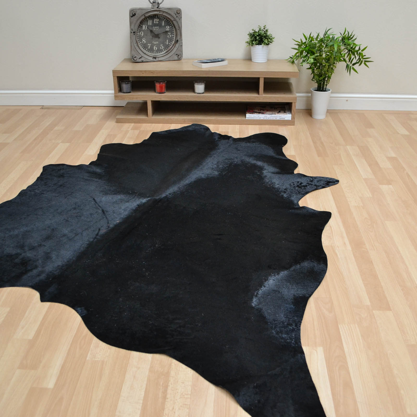 Coloured Cowhide Rugs Free Delivery at The Rug Seller