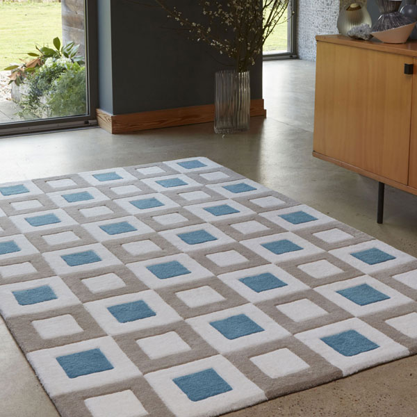 Cubed Rugs
