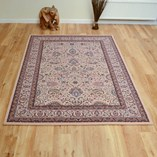 Diamond Wool Traditional Rugs