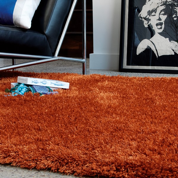 Diva Shaggy Rugs In The Latest Fashionable Colours