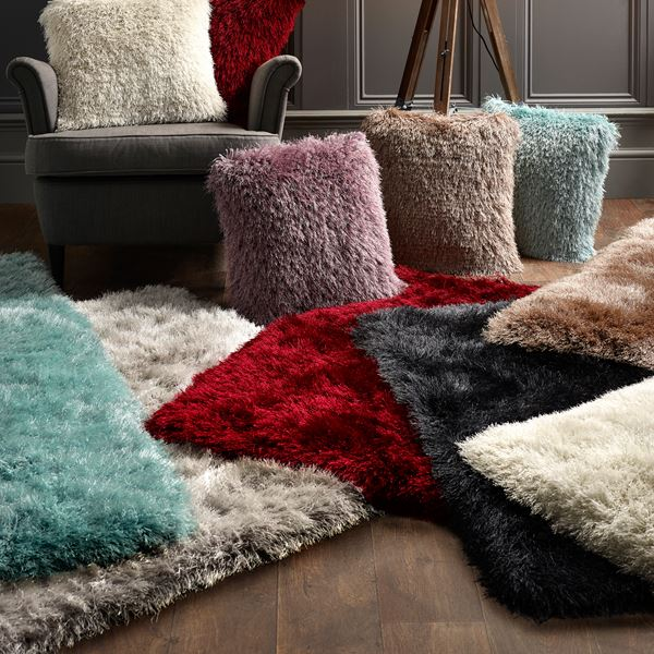 Extravagance Shaggy Rugs