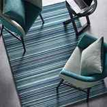 Fine Stripes Wool Rugs