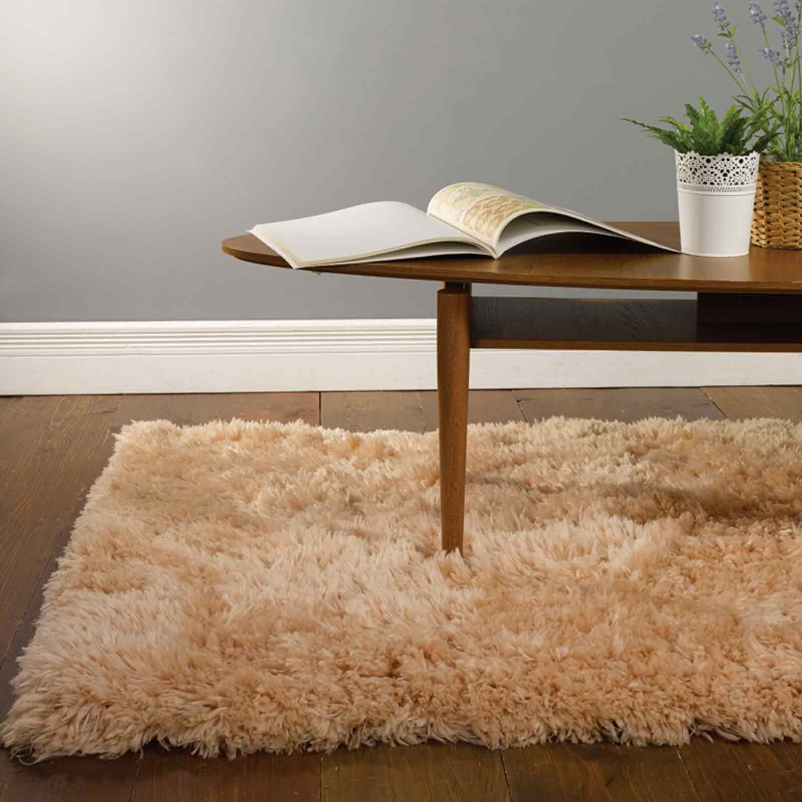 Sumptuous Shaggy Rugs