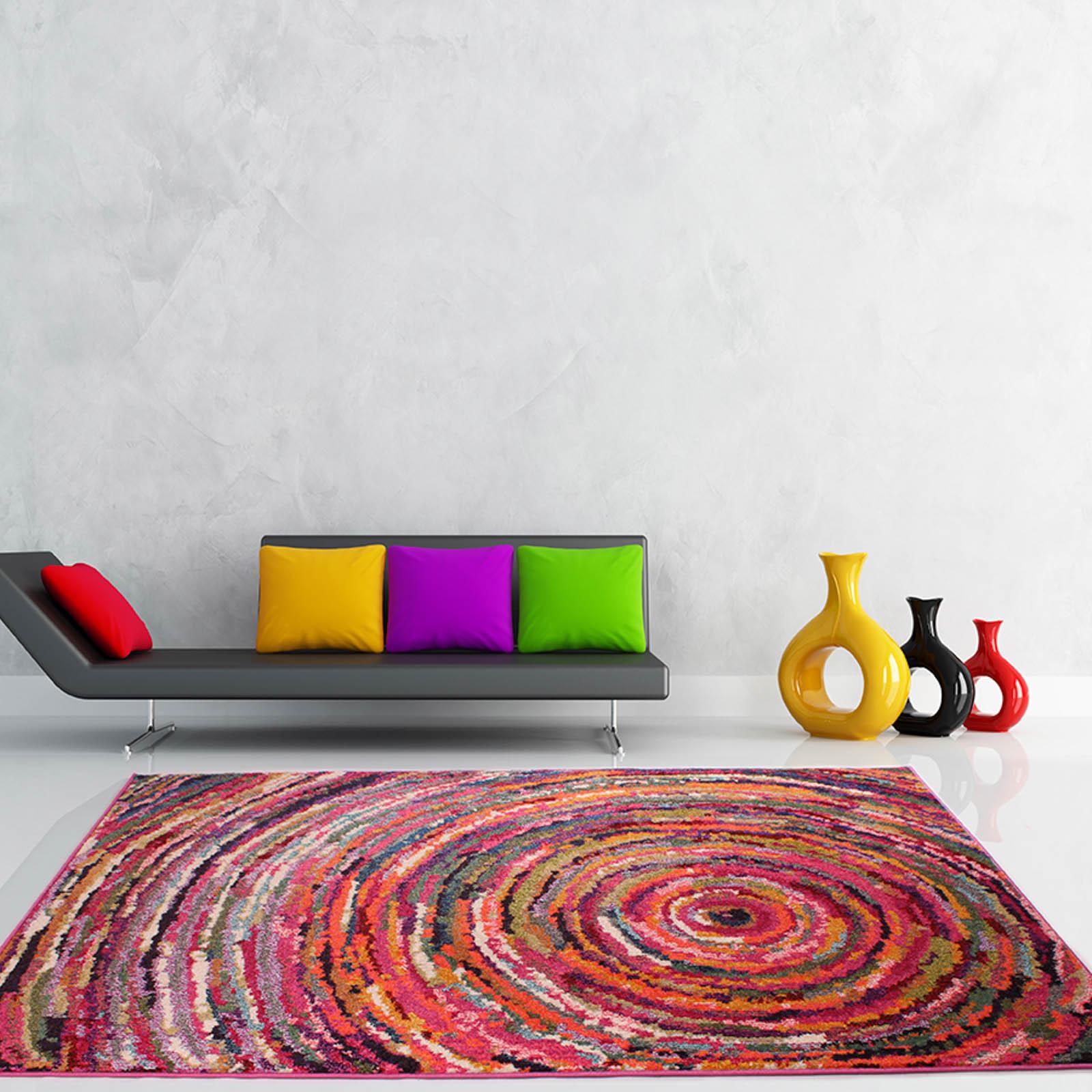 Funky Art Rugs