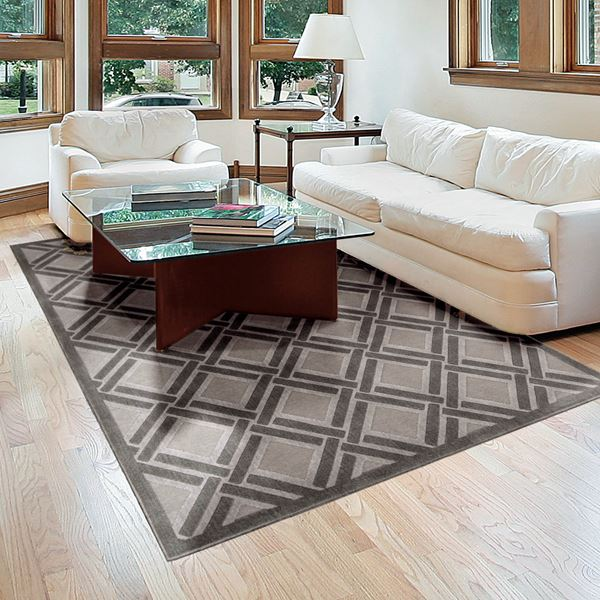 Graphic Illusion Rugs