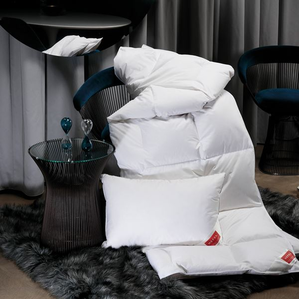 Hefel Pillows and Duvets
