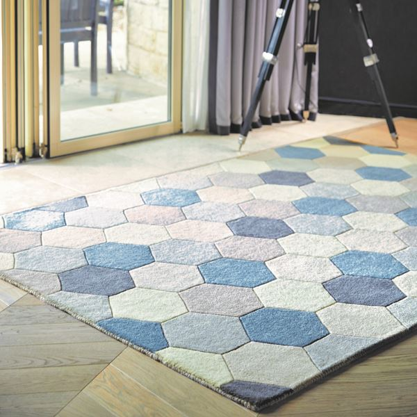 Hexagon Rugs