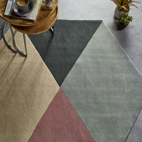 Hexagonal Shaped Rugs