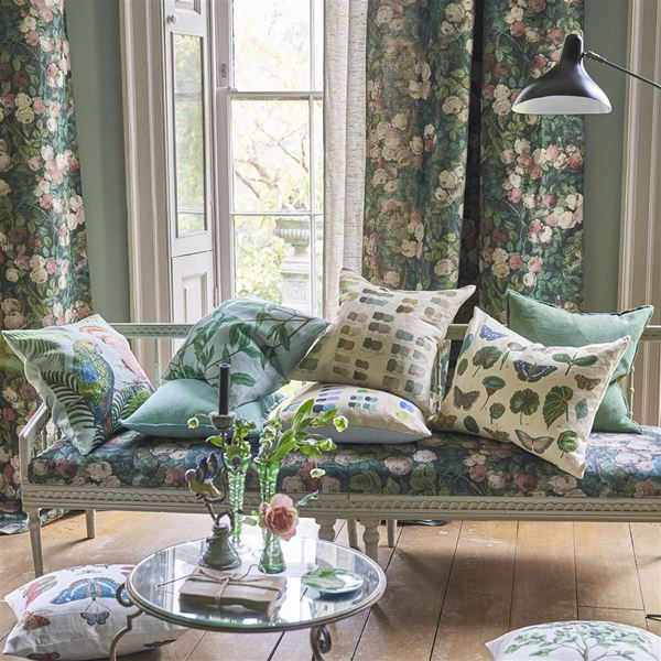 John Derian Cushions