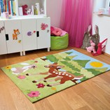 The Kids Line Rug Collection