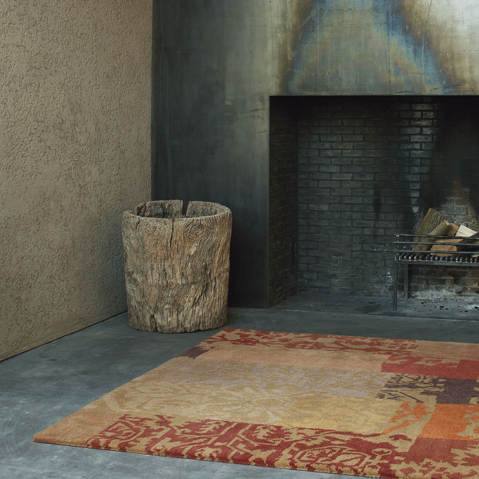 Kodari Hand Knotted Wool Rugs by Brink and Campman