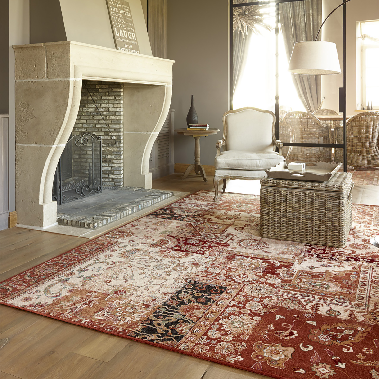 Lano Imperial Traditional Wool Rugs