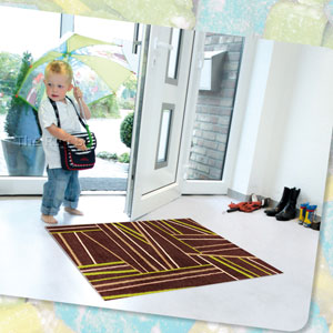 Machine Washable Living Mats