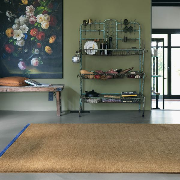 Nima Fringed Rugs by Brink and Campman
