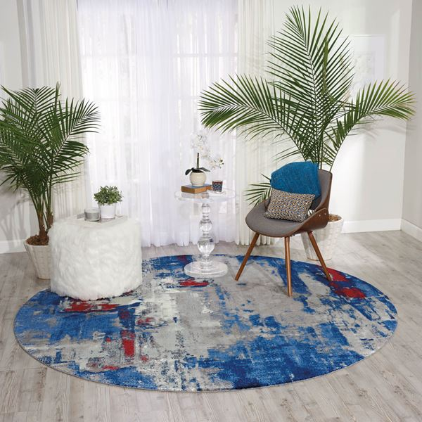 Twilight Circular Rugs by Nourison