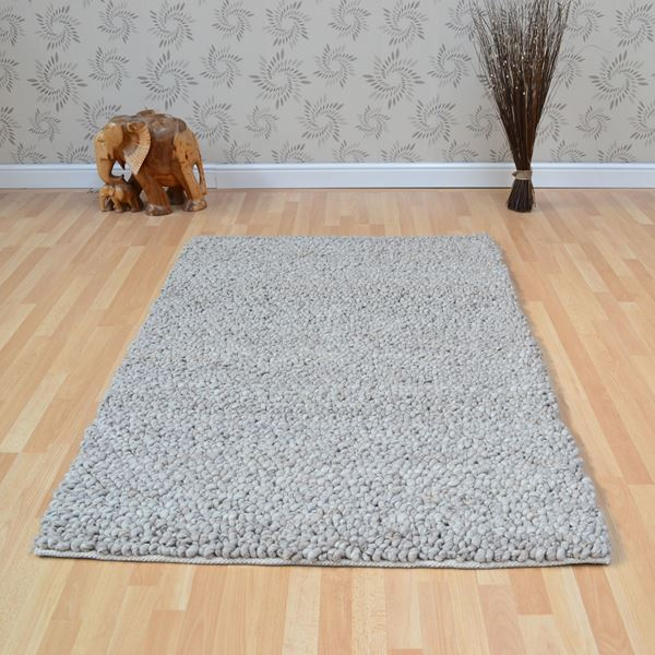 Pebble Hoop Rugs