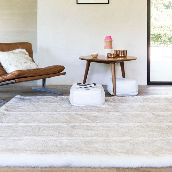 Pelle Faux Fur Rugs