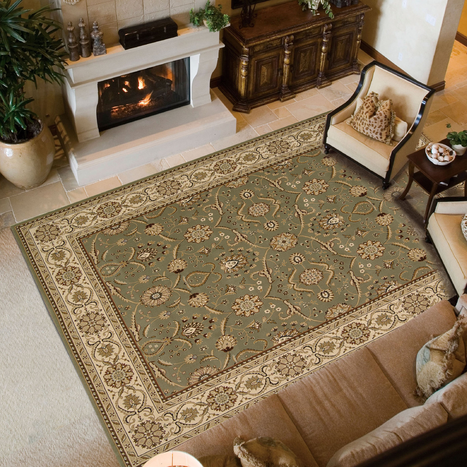 Persian Crown Rugs
