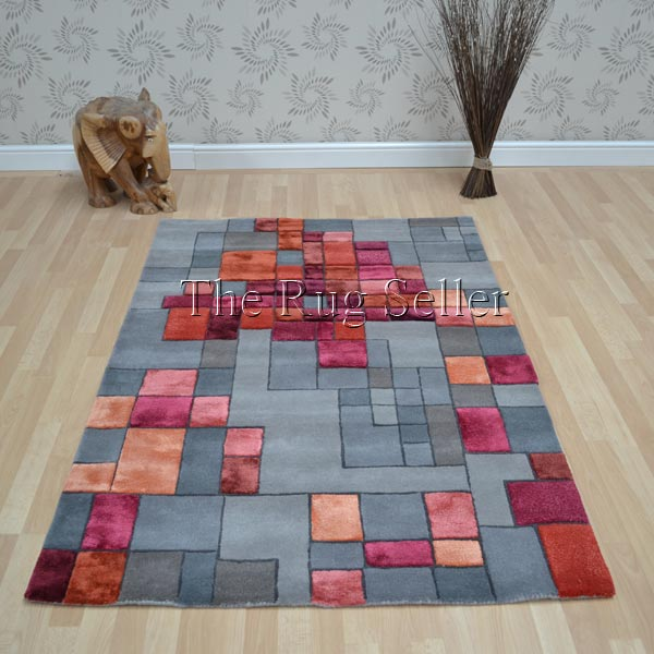 Pixels Wool Rugs