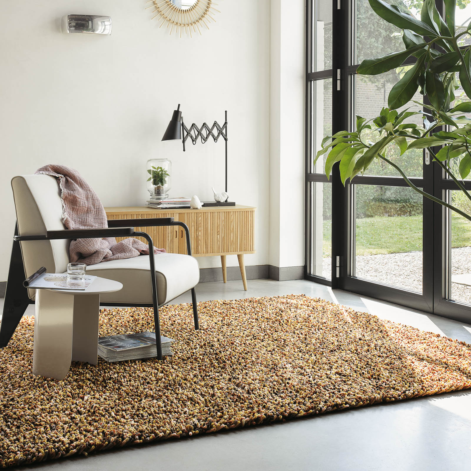 Rocks Rugs by Brink and Campman