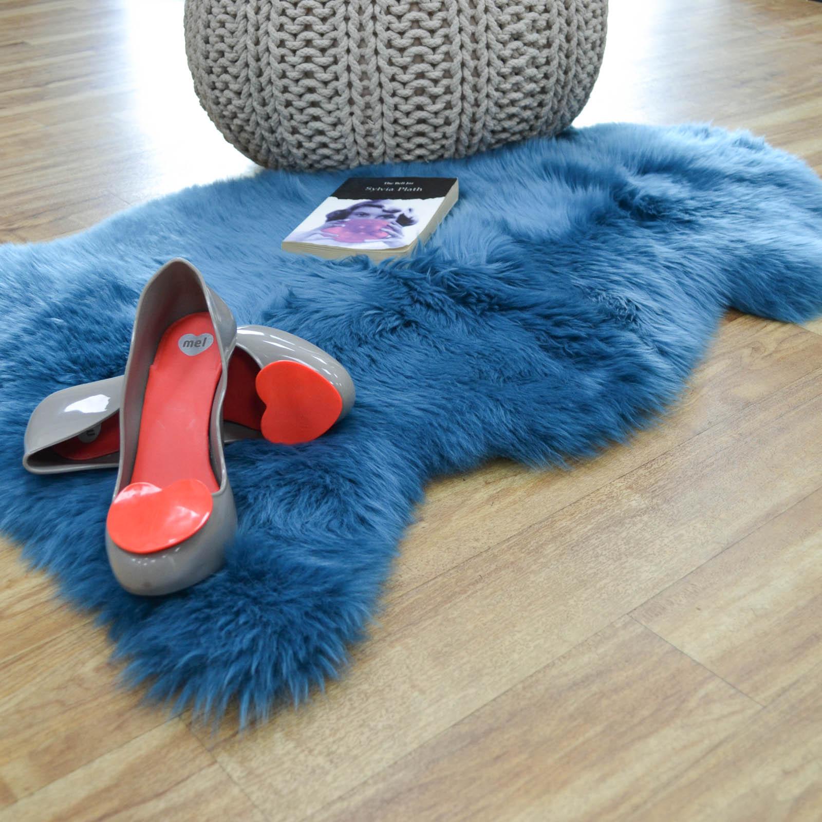 sheepskin rugs shop online with free uk delivery. Black Bedroom Furniture Sets. Home Design Ideas
