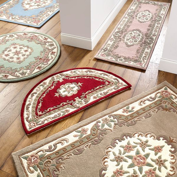 Shensi Wool Traditional Rugs