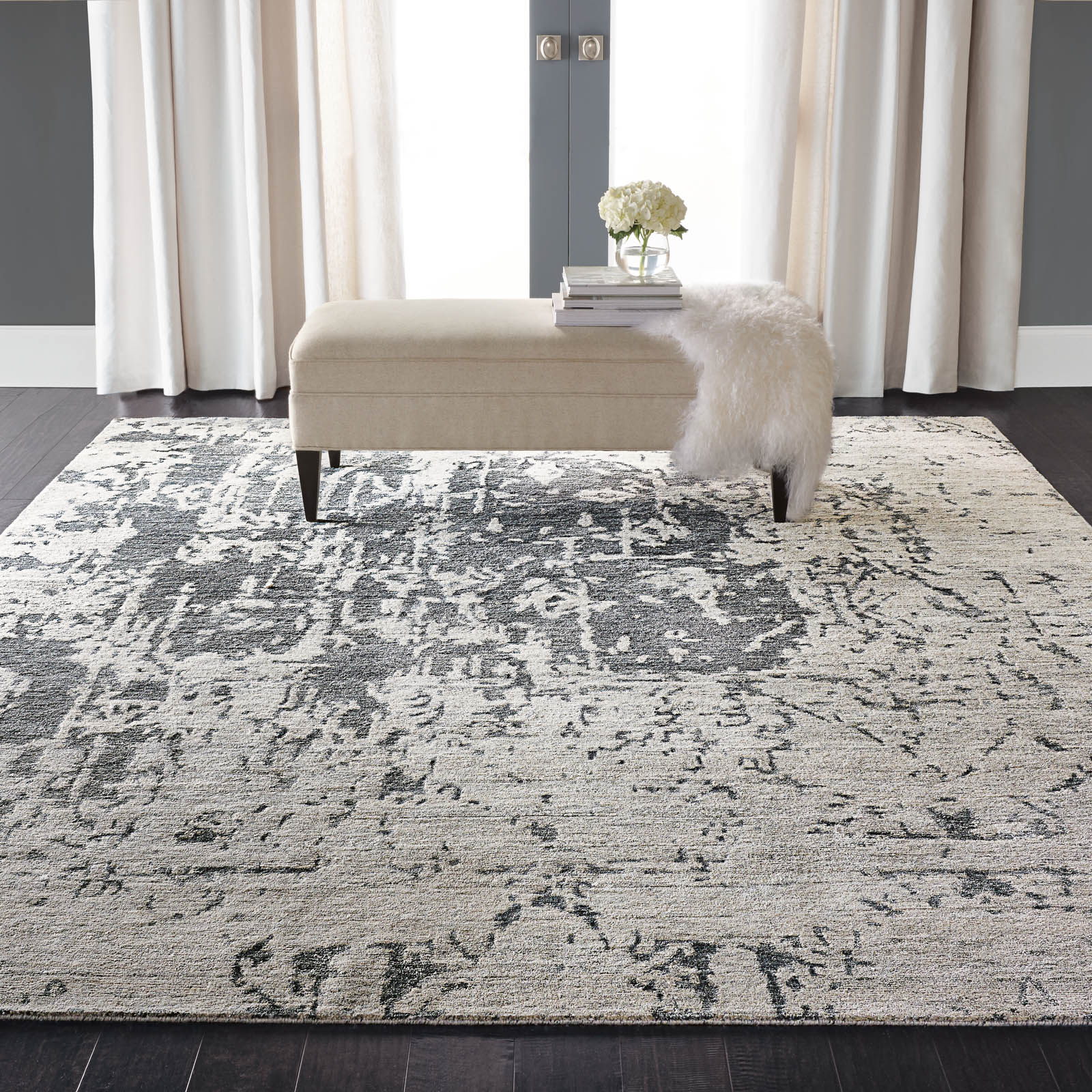 Silk Shadows Rugs by Nourison