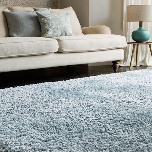 Spiral Shaggy Rugs