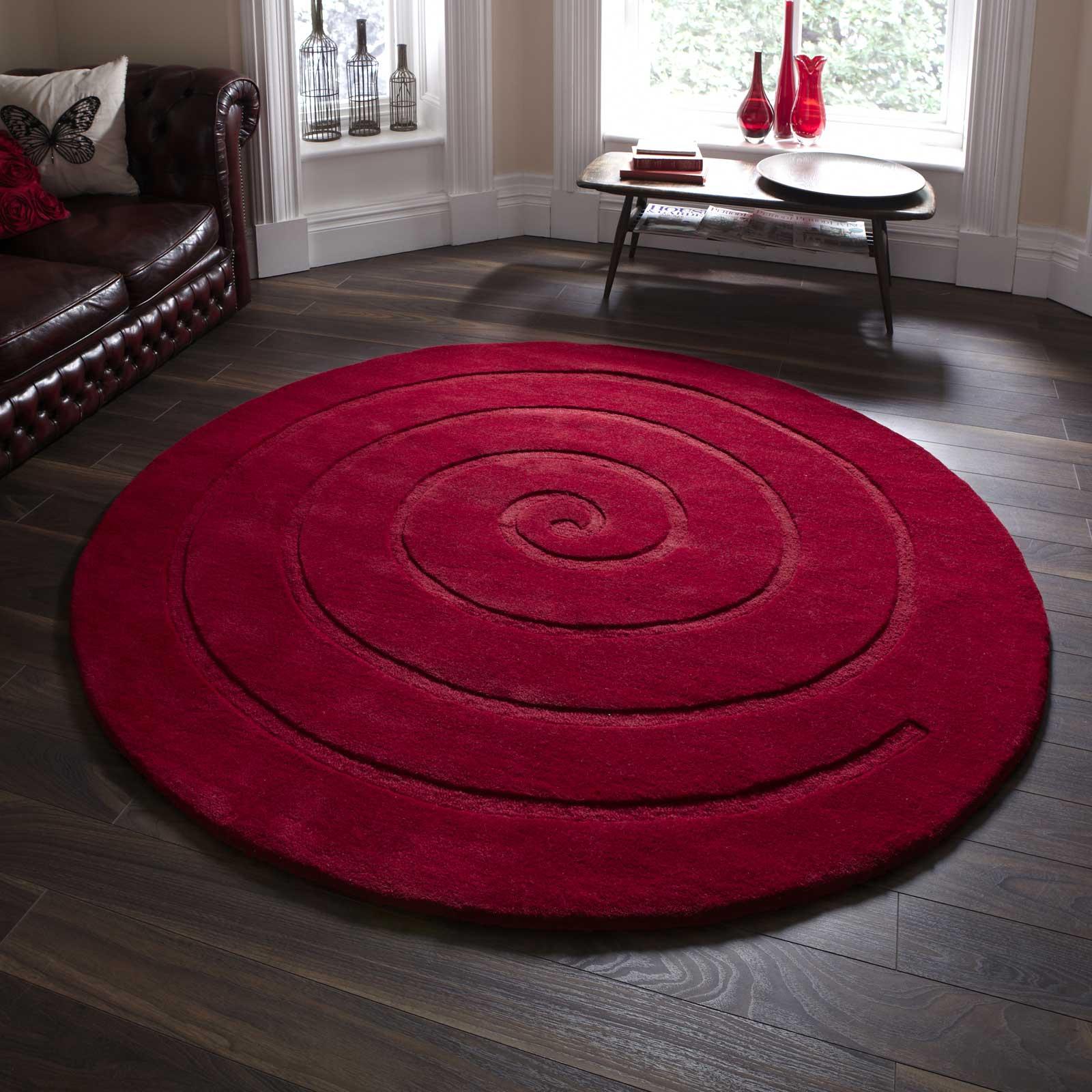 Spiral Rugs Circular Rugs Round Rugs Circle Rugs