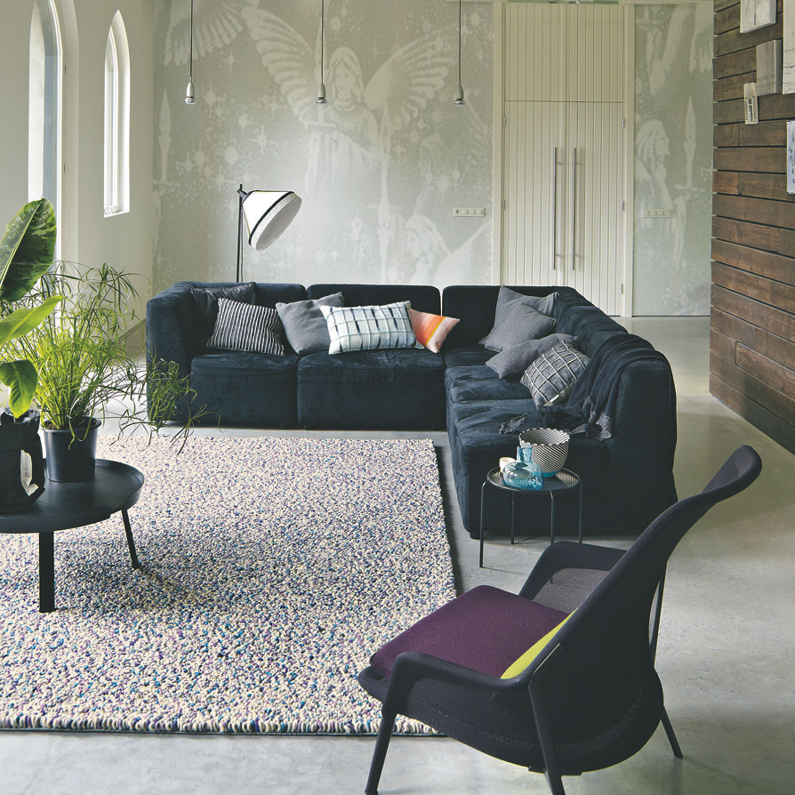 Stone Rugs by Brink and Campman