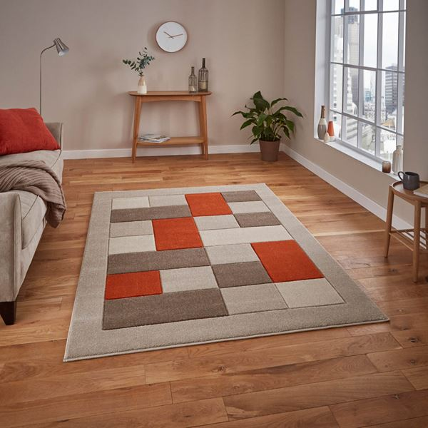 Matrix rugs