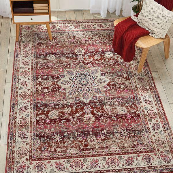 Vintage Kashan rugs