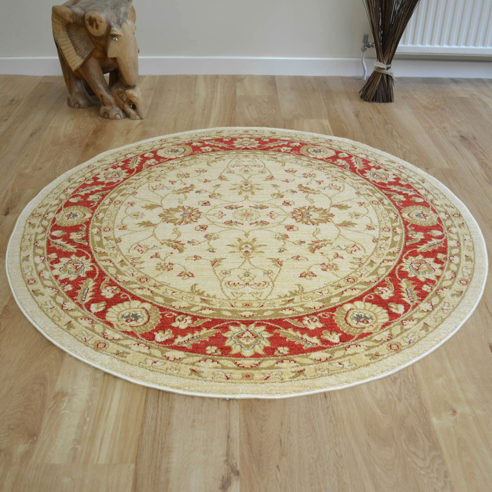 The Rug Seller Ziegler Circular Rugs Free Uk Delivery