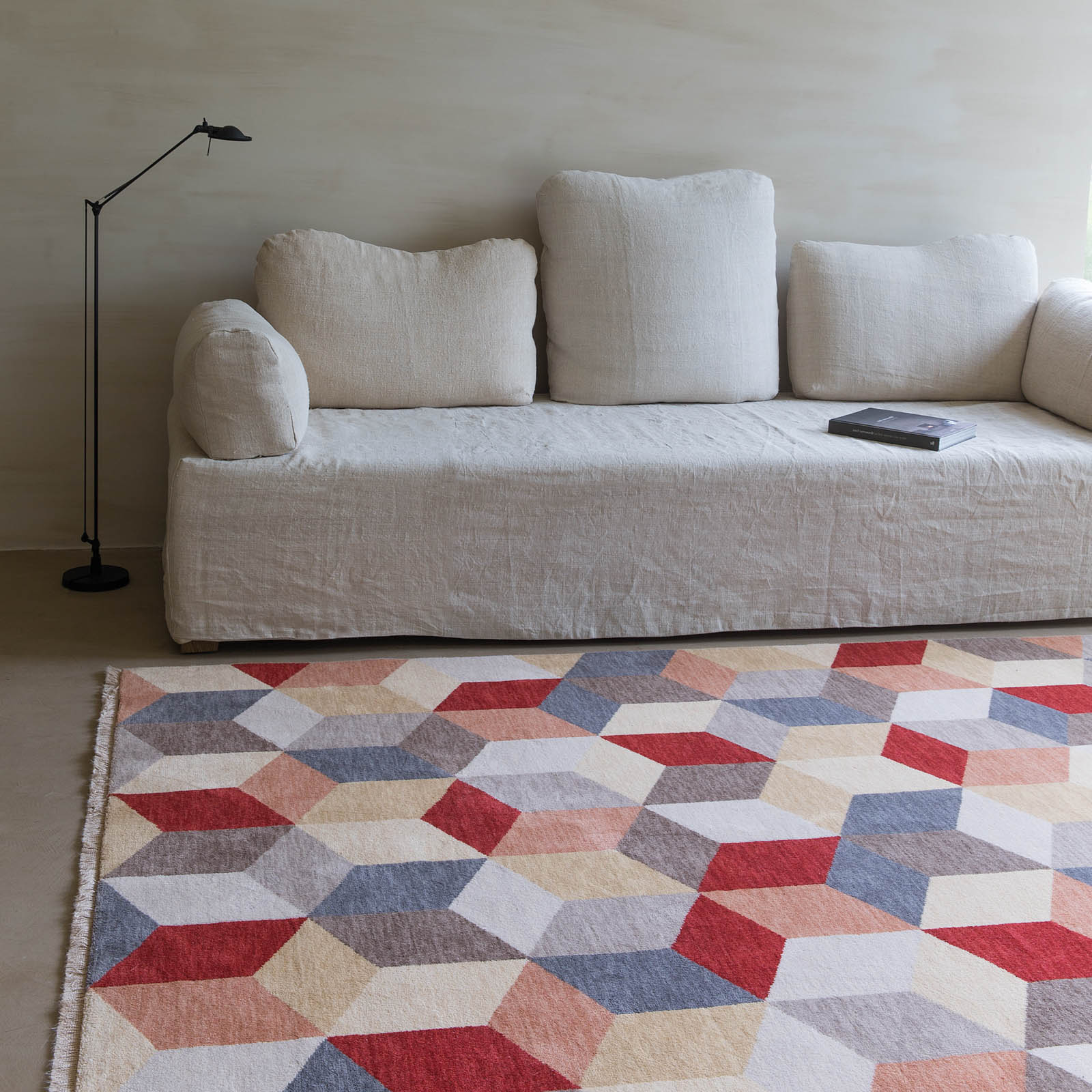 Colors Love Rugs 045 069 990 by Ligne Pure