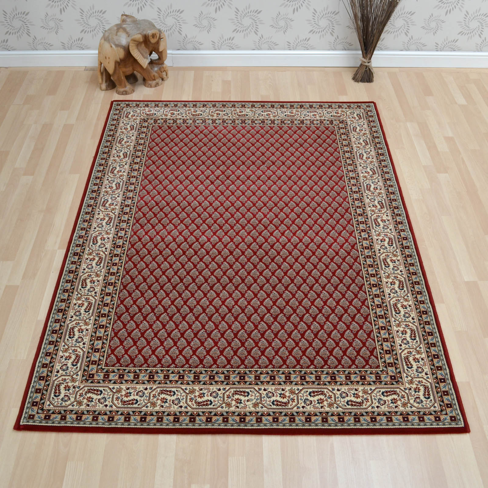 Lano Kasbah Rugs 12264 474 Red