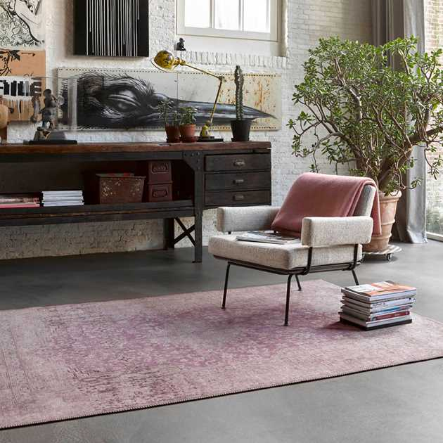 Weconhome Past Future Rugs 12268 01 in Mulicolours