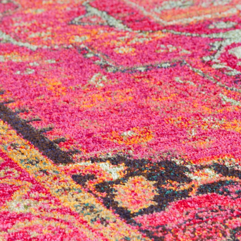 Kaleidoscope Rugs 1332 S Pink Buy Online From The Rug