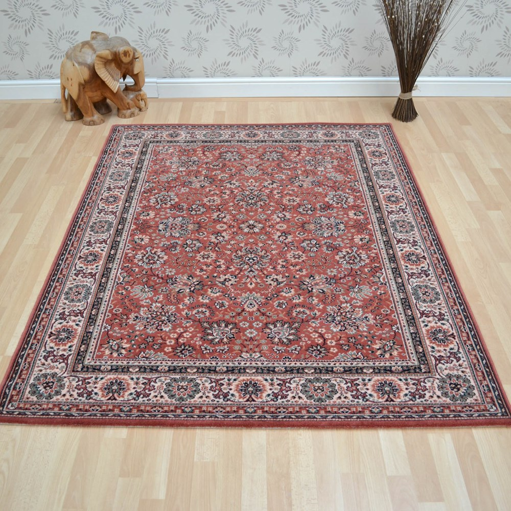 Lano Royal Rugs 1561 516 Rose Buy Online From The Rug