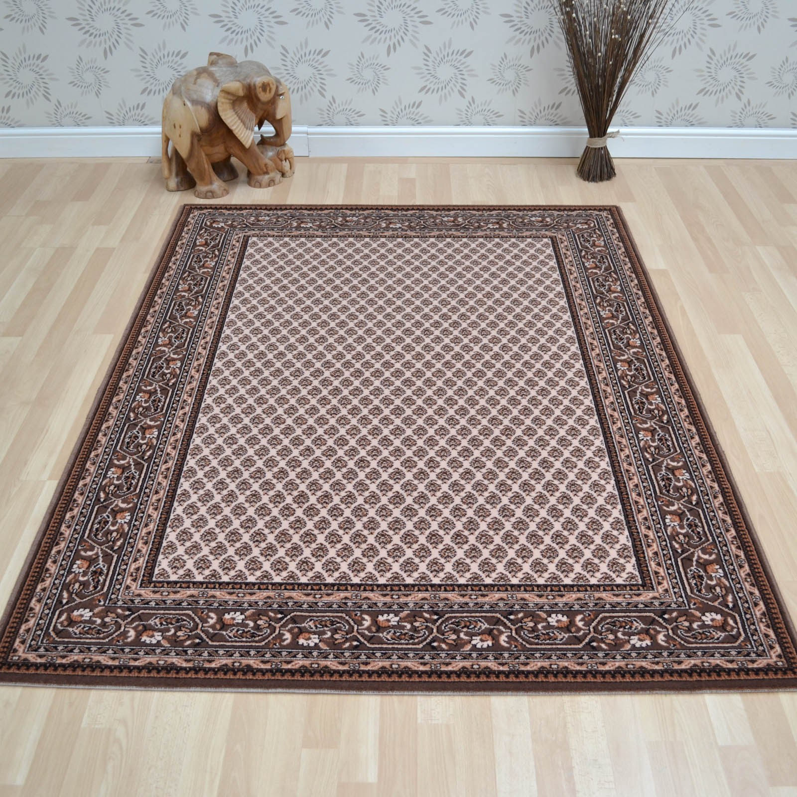 Lano Royal Rugs 1581 504 Beige Brown