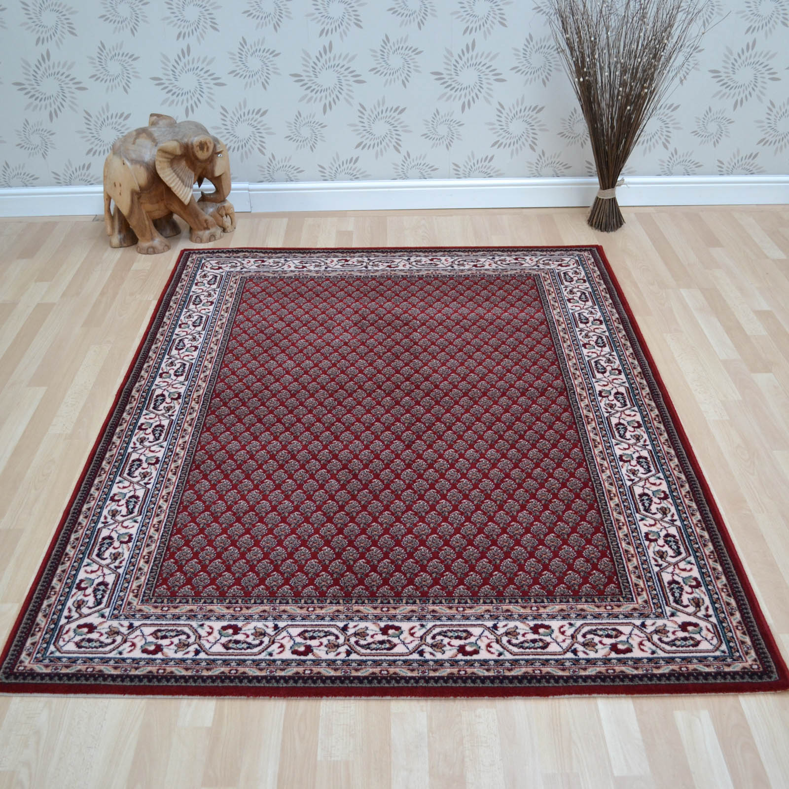 Lano Royal Rugs 1581 507 Red