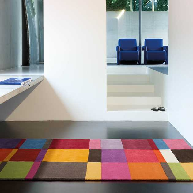 Colors Love Rugs 181 003 990