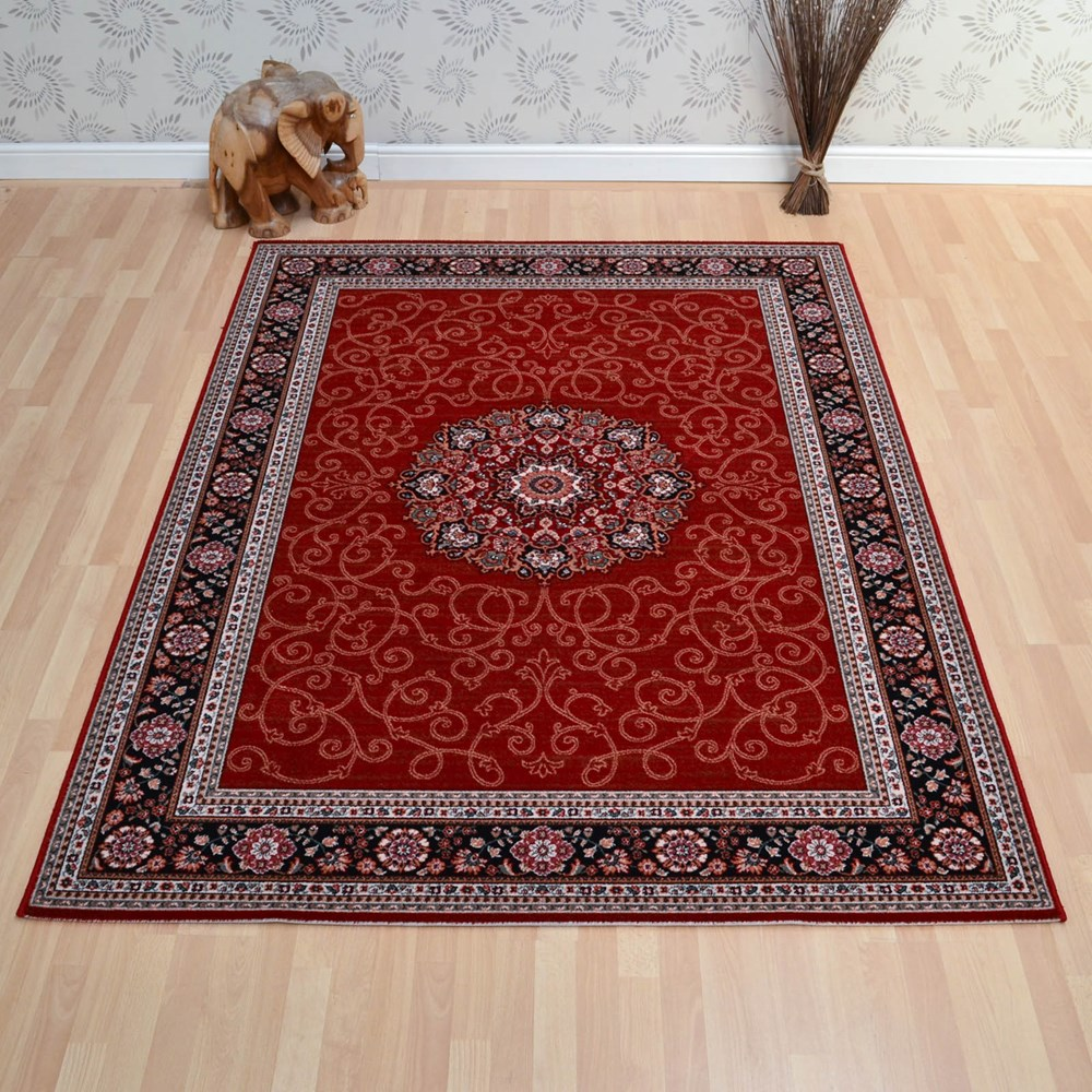 Lano Imperial Rugs 1954 684 In Rust Buy Online From The