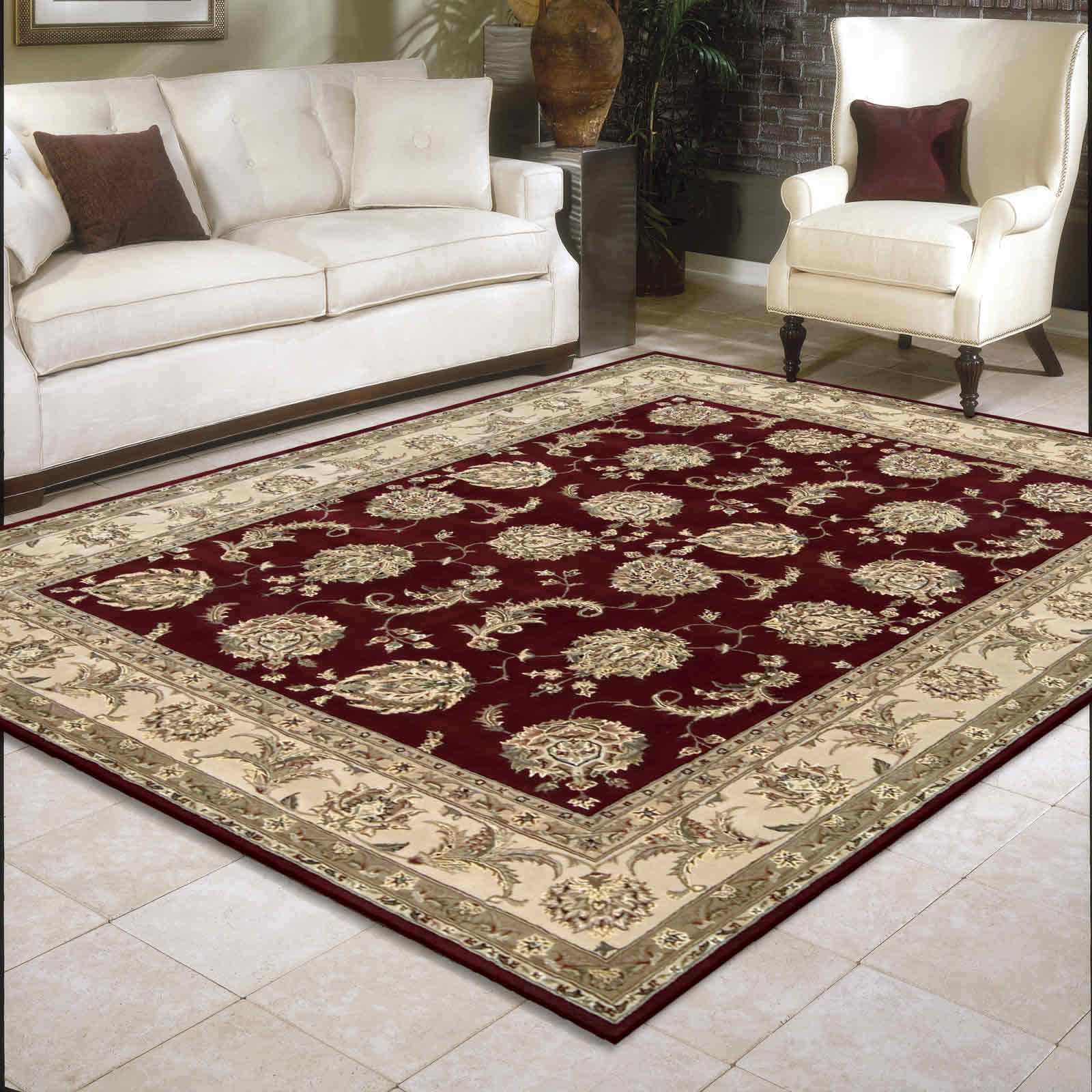 Nourison 2000 Rugs 2022 in Lacquer
