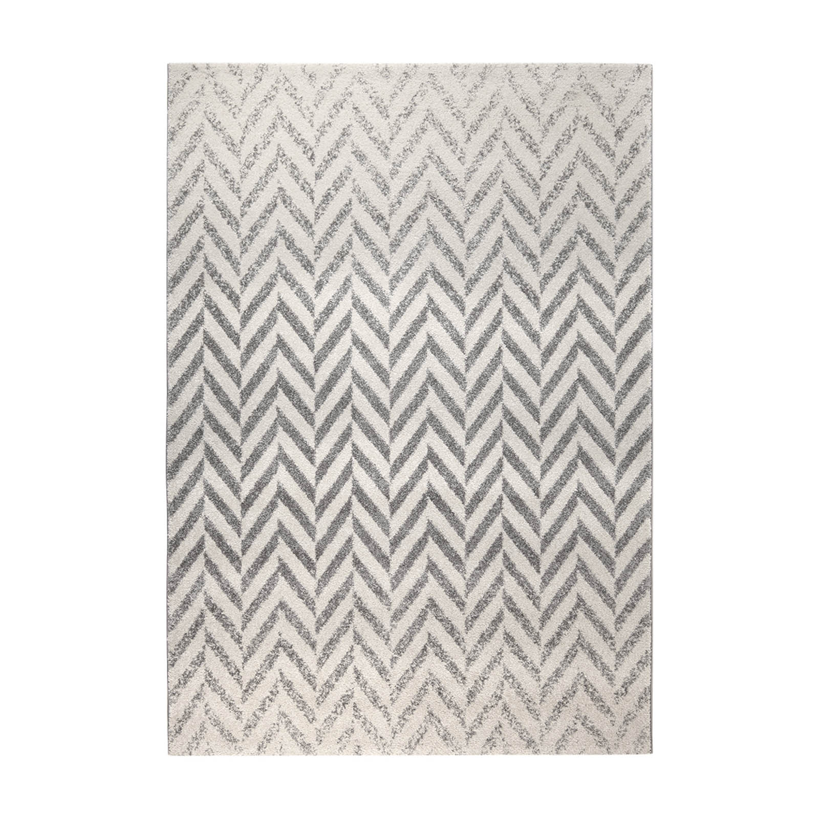 Highway Rugs 2081 695 by Esprit in Ivory and Grey