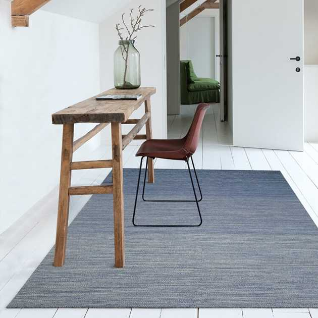 Enjoy Flatweave Rugs in Blue 216 002 500