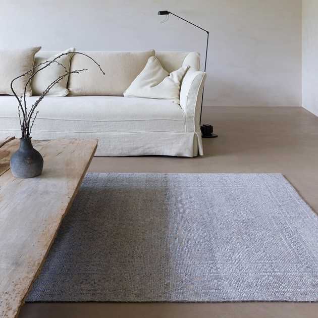 Colors Reflect Rugs 217 001 900 in Beige by Ligne Pure