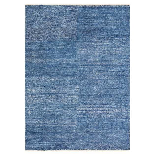 Uni Transform Rugs 218 001 500 in Blue by Ligne Pure