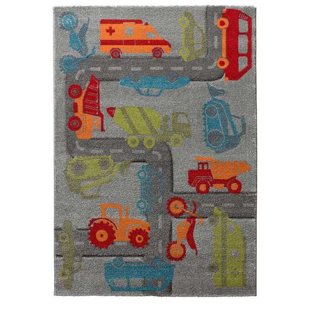 Traffic rugs 21967 096 by Sigikid