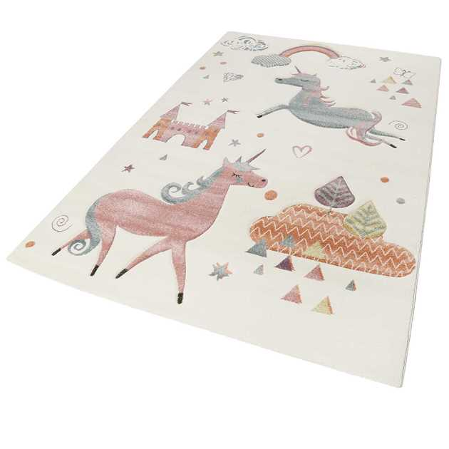 Sunny Unicorn rugs 21974 060 by Esprit