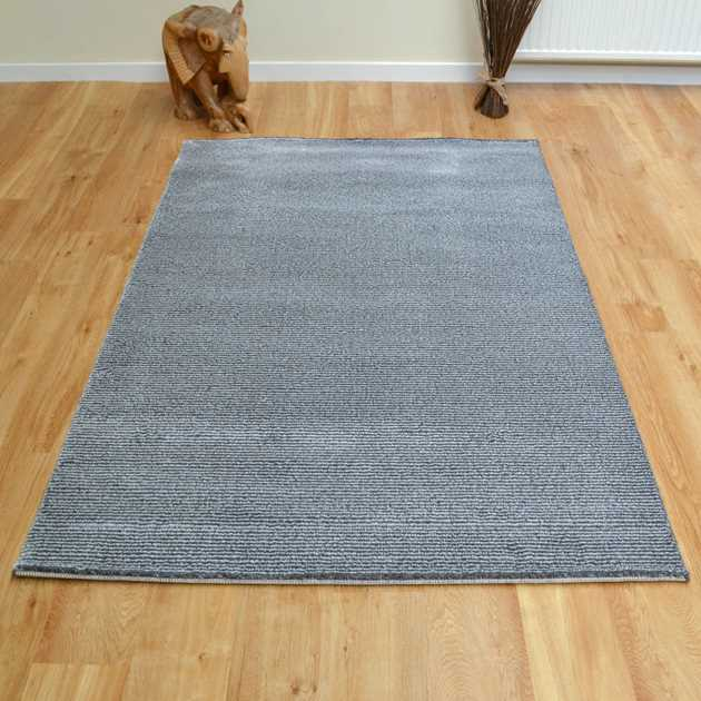 Chelsea Rugs 2201 120 in Grey and Silver
